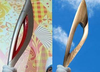 torche olympique de Sotchi