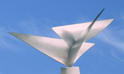 Sculpture de voiles Joël Strill